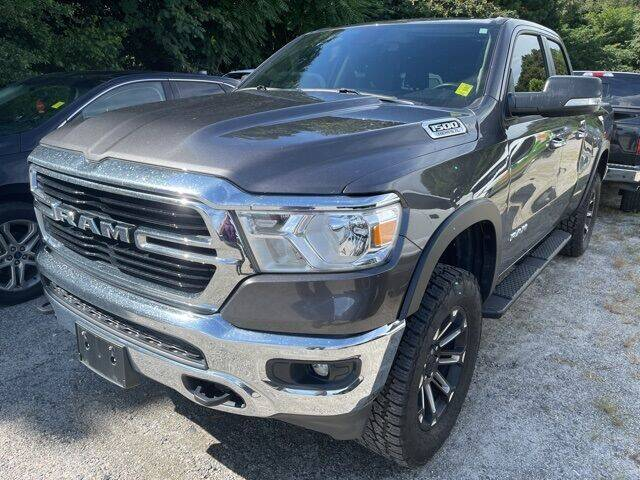 2020 RAM Ram Pickup 1500 for sale at BILLY HOWELL FORD LINCOLN in Cumming GA
