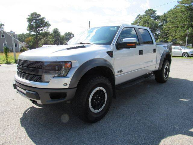 2014 Ford F-150 for sale at Atlantic Auto Sales in Chesapeake VA