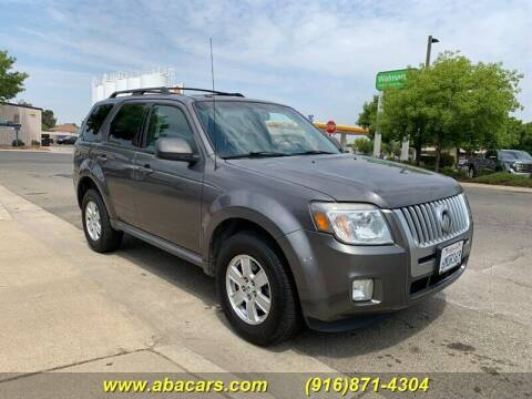 2010 Mercury Mariner for sale at About New Auto Sales in Lincoln CA