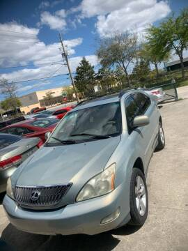 2007 Lexus RX 350 for sale at Track One Auto Sales in Orlando FL