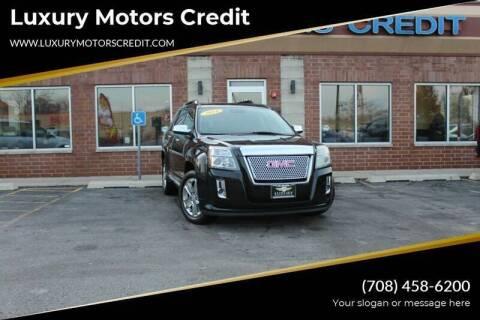 2014 GMC Terrain for sale at Luxury Motors Credit Inc in Bridgeview IL