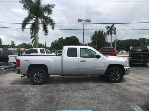 2012 Chevrolet Silverado 1500 for sale at Denny's Auto Sales in Fort Myers FL