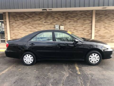 2005 Toyota Camry for sale at Arandas Auto Sales in Milwaukee WI