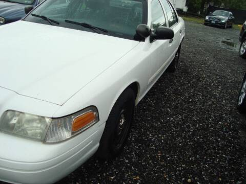 2011 Ford Crown Victoria for sale at Branch Avenue Auto Auction in Clinton MD