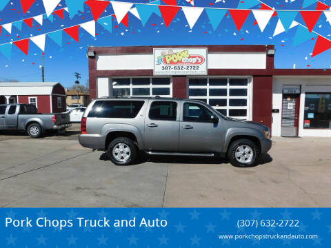 2012 Chevrolet Suburban for sale at Pork Chops Truck and Auto in Cheyenne WY