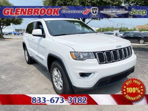 2018 Jeep Grand Cherokee for sale at Glenbrook Dodge Chrysler Jeep Ram and Fiat in Fort Wayne IN