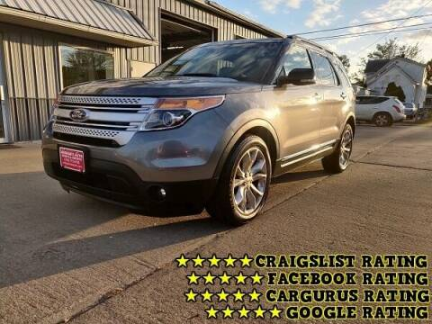2014 Ford Explorer for sale at Habhab's Auto Sports & Imports in Cedar Rapids IA