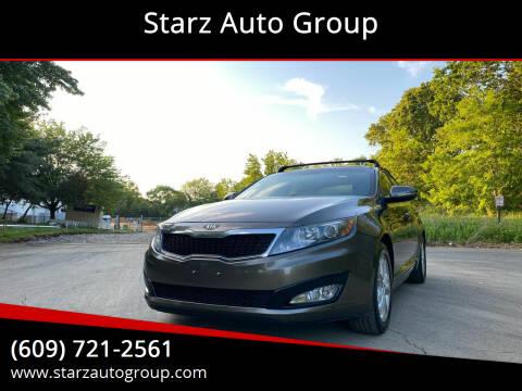 2012 Kia Optima for sale at Starz Auto Group in Delran NJ
