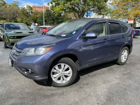 2012 Honda CR-V for sale at Sonias Auto Sales in Worcester MA