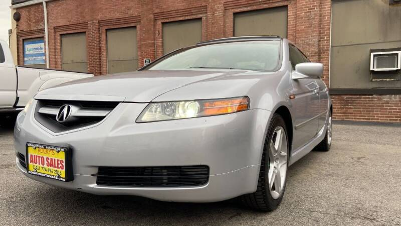 2005 Acura TL for sale at Rocky's Auto Sales in Worcester MA