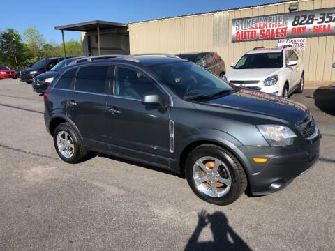 2013 Chevrolet Captiva Sport for sale at Stikeleather Auto Sales in Taylorsville NC