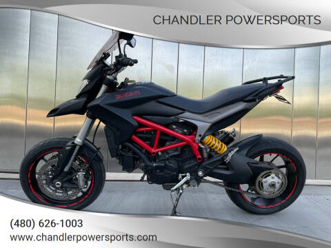 2015 Ducati Hypermotard for sale at Chandler Powersports in Chandler AZ
