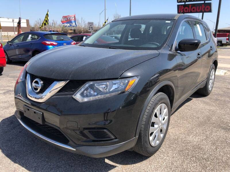 2016 Nissan Rogue for sale at Ital Auto in Oklahoma City OK