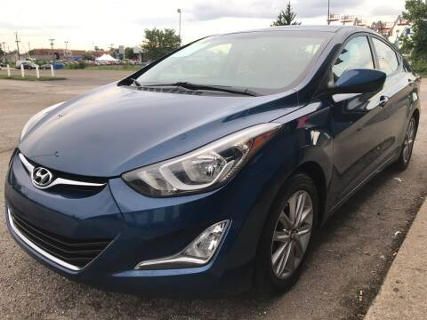 2014 Hyundai Elantra for sale at 5 STAR MOTORS 1 & 2 in Louisville KY
