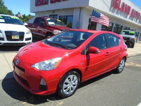 2013 Toyota Prius c for sale at Island Auto Buyers in West Babylon NY