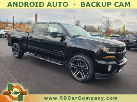 2017 Chevrolet Silverado 1500 for sale at R & B Car Company in South Bend IN