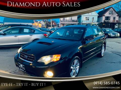 2005 Subaru Outback for sale at Diamond Auto Sales in Milwaukee WI