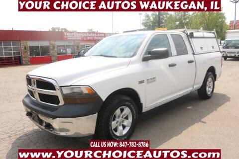 2015 RAM Ram Pickup 1500 for sale at Your Choice Autos - Waukegan in Waukegan IL