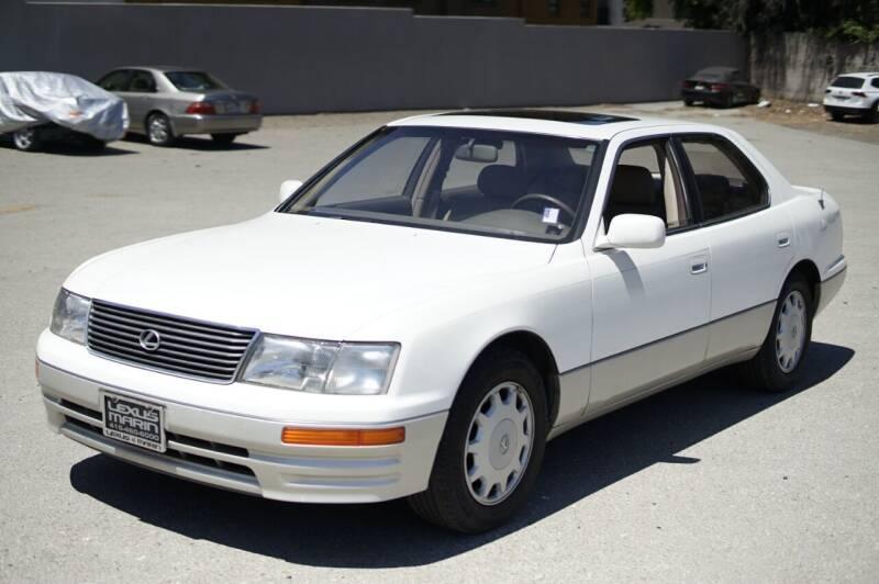 1996 Lexus LS 400 for sale in Sunnyvale, CA