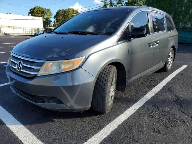 2011 Honda Odyssey for sale at Eden Cars Inc in Hollywood FL
