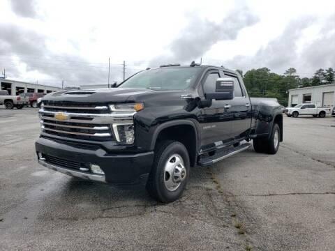 2021 Chevrolet Silverado 3500HD for sale at Hardy Auto Resales in Dallas GA
