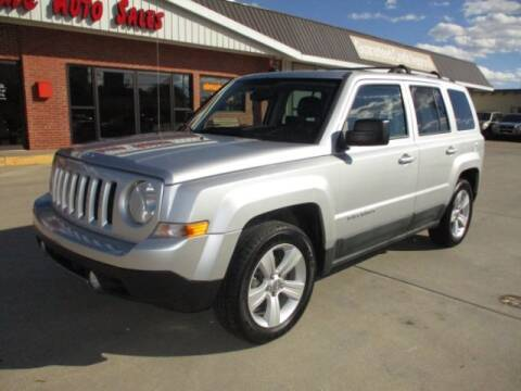 2011 Jeep Patriot for sale at Eden's Auto Sales in Valley Center KS