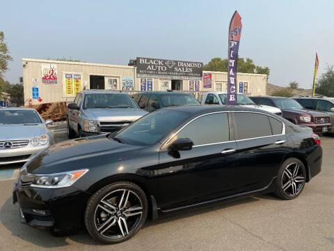 2017 Honda Accord for sale at Black Diamond Auto Sales Inc. in Rancho Cordova CA