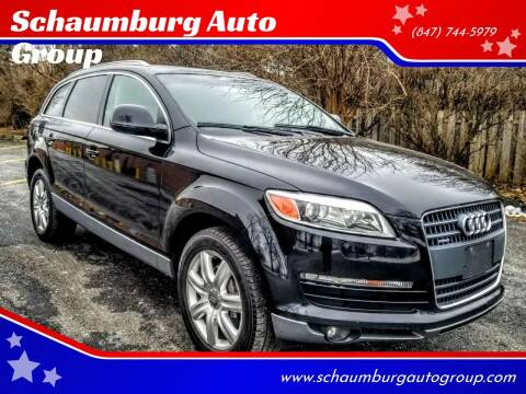 2007 Audi Q7 for sale at Schaumburg Auto Group in Schaumburg IL