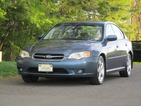 2006 Subaru Legacy for sale at Loudoun Used Cars in Leesburg VA