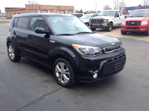 2016 Kia Soul for sale at Bruns & Sons Auto in Plover WI