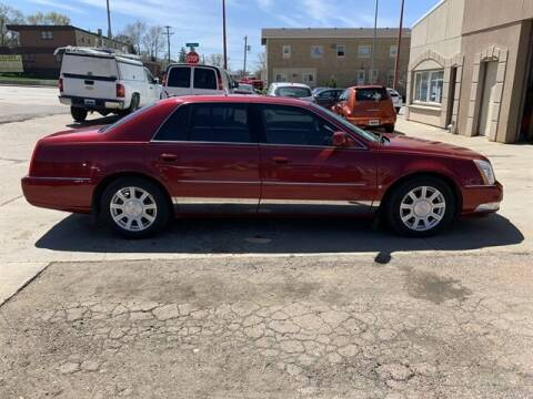 2008 Cadillac DTS for sale at Daryl's Auto Service in Chamberlain SD