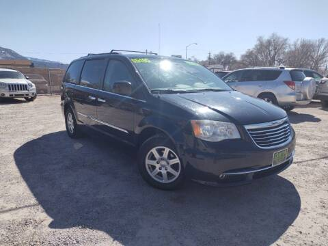 2011 Chrysler Town and Country for sale at Canyon View Auto Sales in Cedar City UT