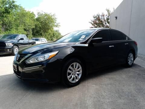 2018 Nissan Altima for sale at 57 Auto Sales in San Antonio TX