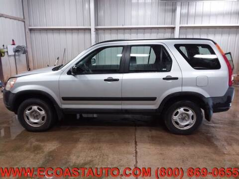 2004 Honda CR-V for sale at East Coast Auto Source Inc. in Bedford VA