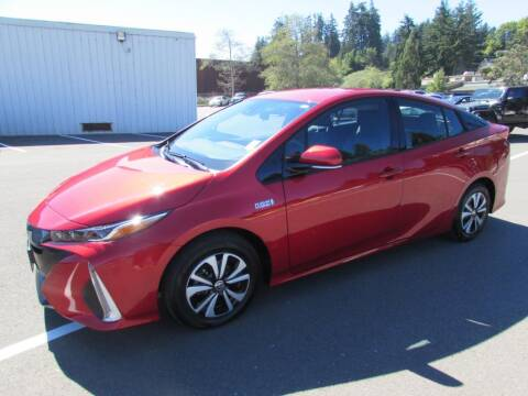 2019 Toyota Prius Prime for sale at 101 Budget Auto Sales in Coos Bay OR