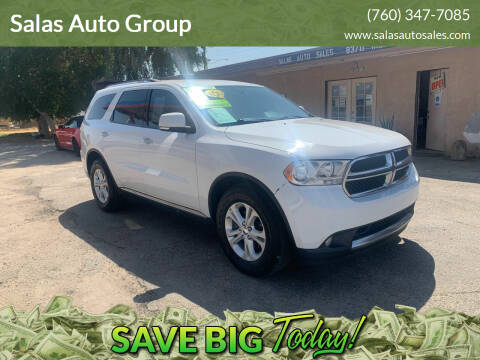 2013 Dodge Durango for sale at Salas Auto Group in Indio CA