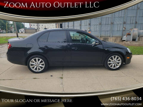 2010 Volkswagen Jetta for sale at Zoom Auto Outlet LLC in Thorntown IN