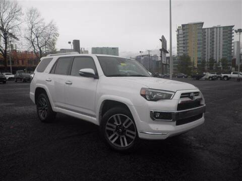 2021 Toyota 4Runner for sale at BEAMAN TOYOTA GMC BUICK in Nashville TN