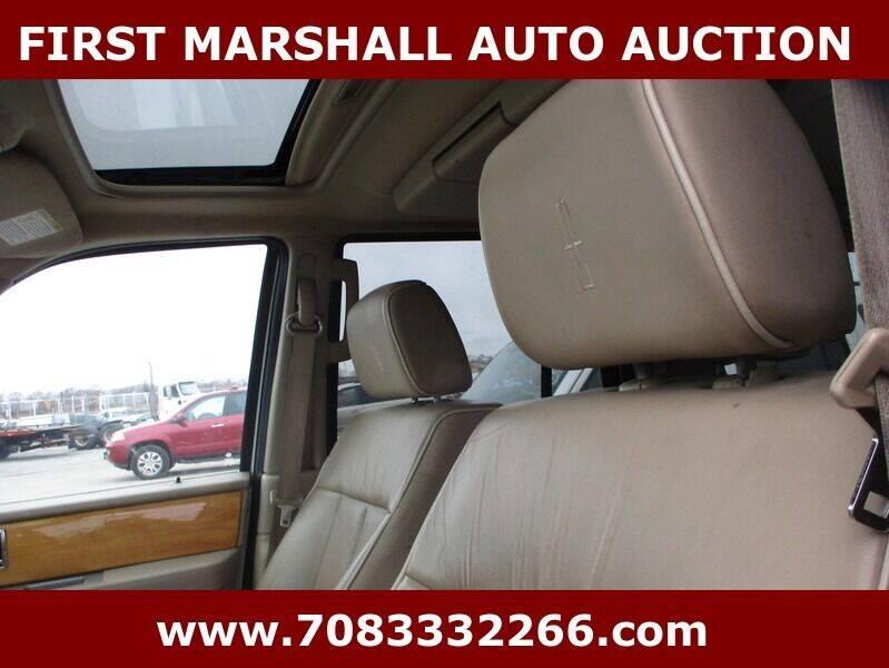 2007 Lincoln Navigator L Luxury 4dr SUV 4WD - Harvey IL