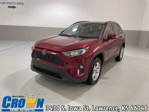 2019 Toyota RAV4 for sale at Crown Automotive of Lawrence Kansas in Lawrence KS