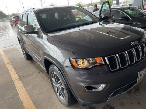 2018 Jeep Grand Cherokee for sale at FREDY USED CAR SALES in Houston TX