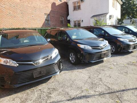 2018 Toyota Sienna for sale at A & R Auto Sales in Brooklyn NY