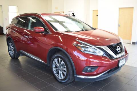 2018 Nissan Murano for sale at BMW OF NEWPORT in Middletown RI