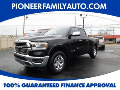 2020 RAM Ram Pickup 1500 for sale at Pioneer Family auto in Marietta OH