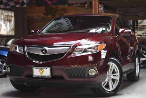 2015 Acura RDX for sale at Chicago Cars US in Summit IL