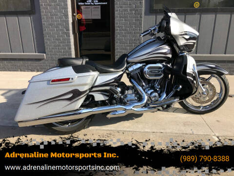 2015 Harley-Davidson FLHXSE for sale at Adrenaline Motorsports Inc. in Saginaw MI