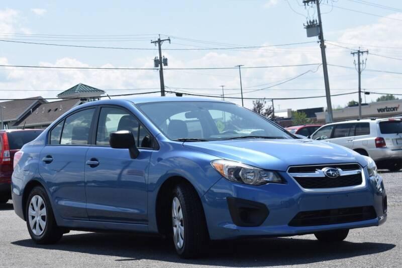 2014 Subaru Impreza for sale at Broadway Garage of Columbia County Inc. in Hudson NY