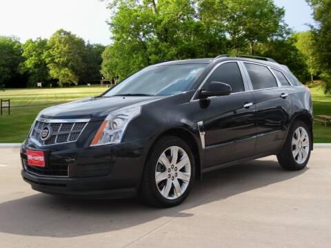2012 Cadillac SRX for sale at Ron Carter  Clear Lake Used Cars in Houston TX