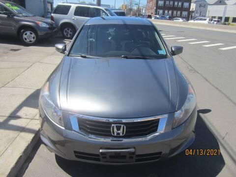 2008 Honda Accord for sale at Cali Auto Sales Inc. in Elizabeth NJ