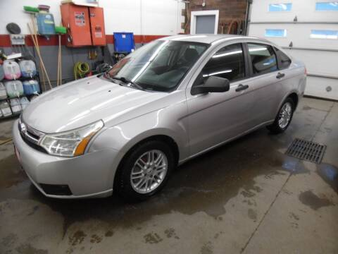 2009 Ford Focus for sale at East Barre Auto Sales, LLC in East Barre VT